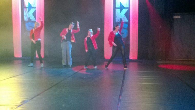 Start G- Dansen bij Sport en Dansschool Marieke
