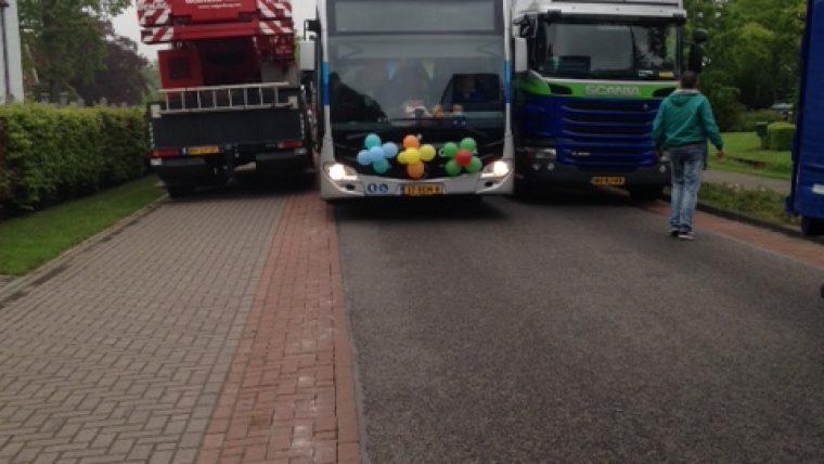 Laatste informatie truckersdag