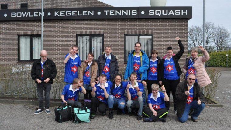 Twee G-bowlers de Zijlen direct geplaatst voor NK G-bowlen in Almere
