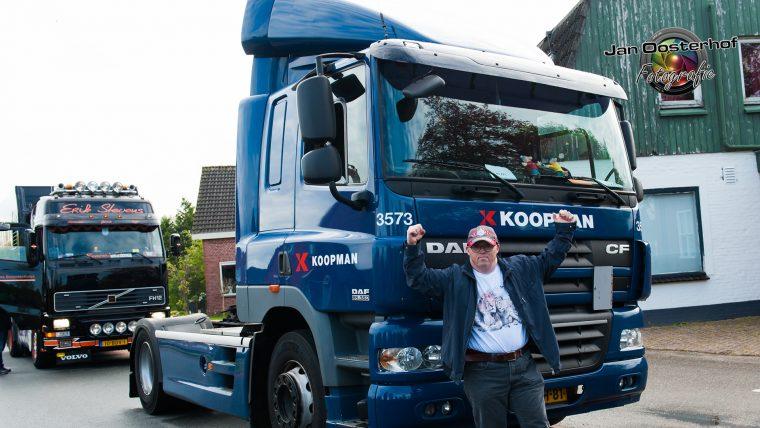Persbericht: Truckersdag 13 mei 2017